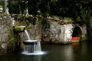 casa de turismo rural con barbacoa en galicia